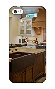 Cute Appearance Cover/tpu IkcgMtn6683pQbvE Eat-in Kitchen Island With Apron-front Sink Case For Iphone 5/5s