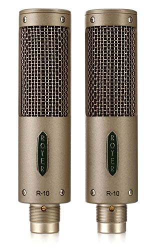 Royer R-10 Matched Pair Ribbon Microphone