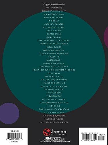 The Ultimate Banjo Songbook 26 Favorites Arranged for 5String Banjo BkOnline Audio