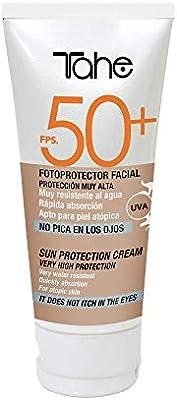 Tahe Sun Protect Protector Solar Facial Crema Solar para Cara ...
