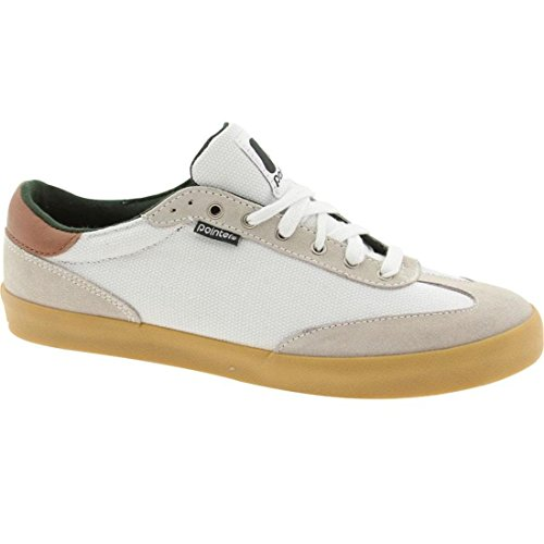 Pointer Mens Fairbank White