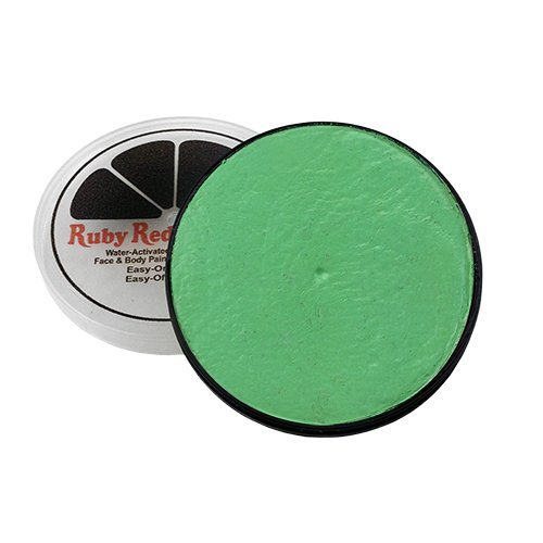 Ruby Red Paint, Inc. Face Paint, 18 ML - Pastel Green by Ruby Red Paint, Inc.