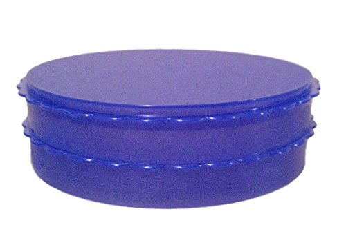 Tupperware Pie Stackable in Blue