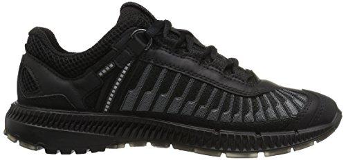 Ecco Femmes Intrinsèque Tr Runner Mode Sneaker Noir / Noir
