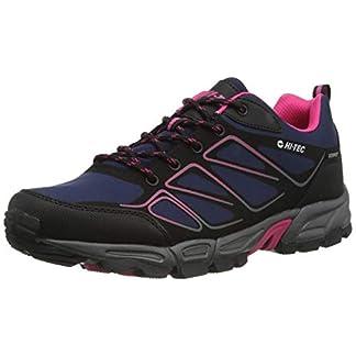 Hi-Tec Women's Ripper Wp Low Rise Hiking Boots 10