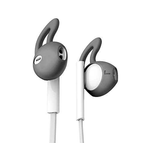 VOJO Earpods Cover Sport Skin Silicone Earbuds Sleeves Water Proof Ear Hook Grips product image