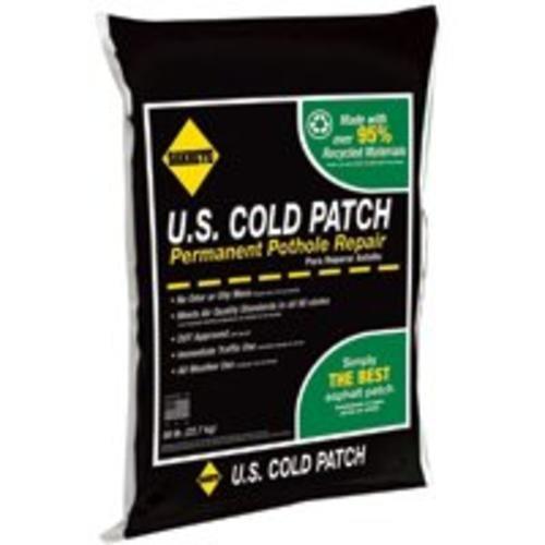 SAKRETE | U.S. Cold Patch Permanent Pothole Repair | 60 lb