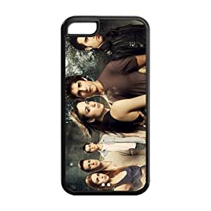 Teen Wolf Solid Rubber Customized Cover Case for iPhone 5c 5c-linda664