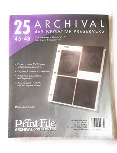 Archival Negative Pages Holds
