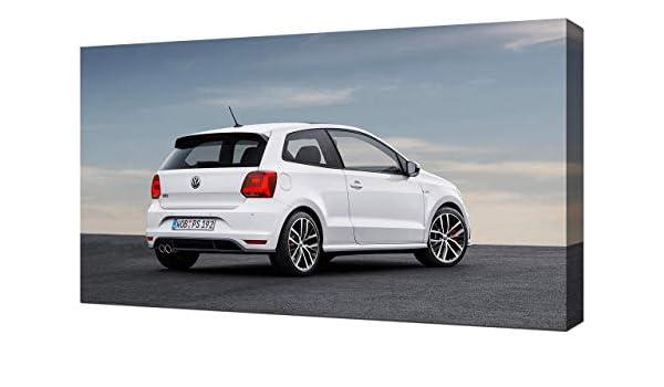 Lilarama 2015-Volkswagen Polo-GTI-V3-1080 - Lienzo con impresión ...