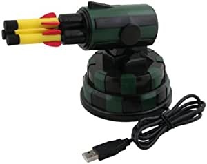 Office Desk USB Missile Launcher Adult Toy Game Work NU