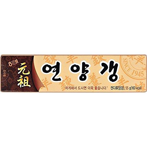 Haitai Red Bean Paste Jelly Yokan 55G X 10 count