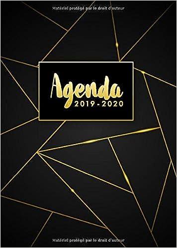 Agenda 2019/2020: Agenda organiseur pour ton quotidien ...