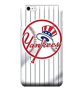 iPhone 6 Plus Case, MLB - New York Yankees Home Jersey - iPhone 6 Plus Case - High Quality PC Case