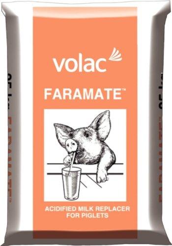 Volac Faramate Pig Milk Replacer Powder x 10 Kg