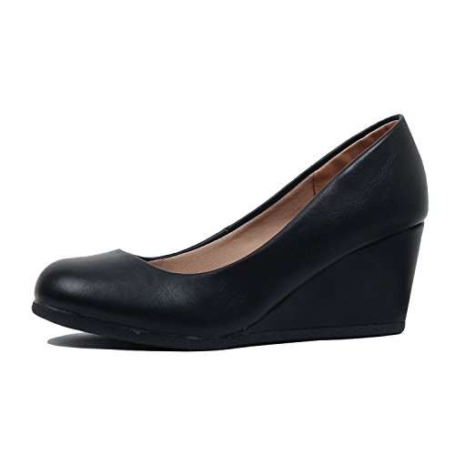 Image of Guilty Shoes - Patricia-02 Black Pu, 10