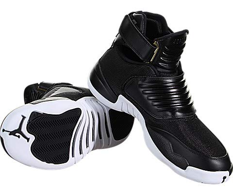 0b769cfbcbc Nike Men s Jordan Generation 23 Black   - White Ankle-High Basketball Shoe  9.5M