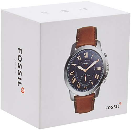 Fossil-FTW1122-Q-Grant-Gen-2-Hybrid-Smartwatch-Light-Brown-Leather