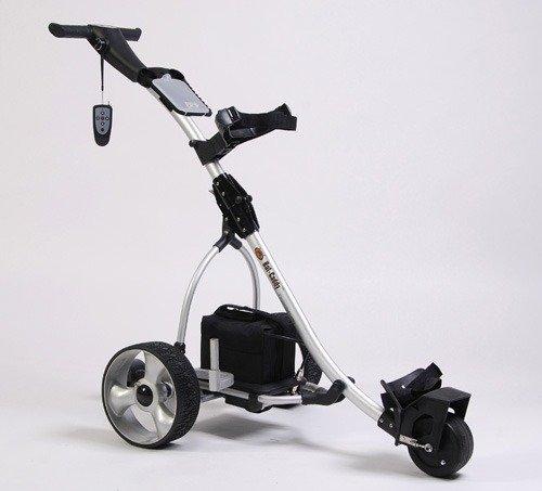 Bat Caddy X3r Electric Golf Caddy Free Accessory Pack