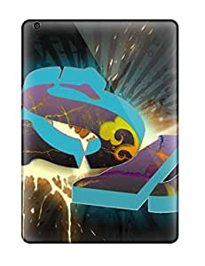 New Style AnnDavidson Hard Case Cover For Ipad Air- How To Create 3d Abstract Art In Photoshop