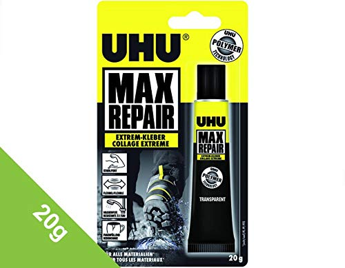 UHU MAX REPAIR Klebstoff f/ür Magnete 20g