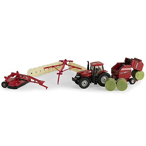 Case IH 1:64 Haying Set Case Ih Farm Equipment