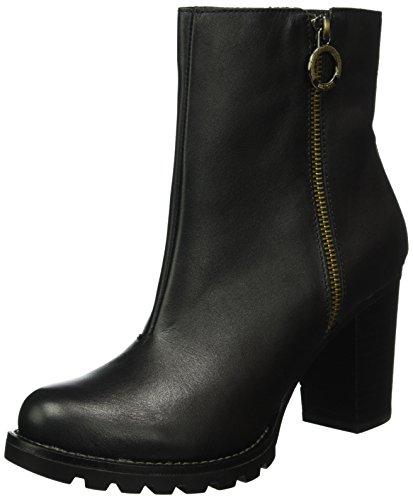 Tommy Hilfiger I1285sabella 16a, Zapatillas de Estar por Casa para Mujer Negro - Schwarz (Black 990)
