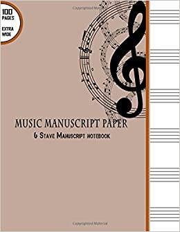 music manuscript paper 10 stave manuscript paper 100 pages large 85 x 11 green cover staff paper notebook music manuscript paper notebooks volume 3