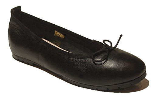 Toe Women's Black Closed BORGO GIANNOTTI qtgYpp