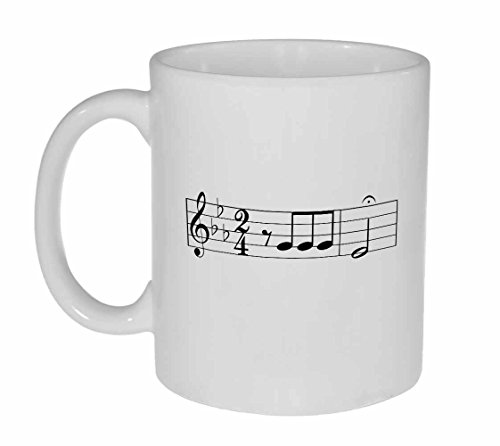 Beethoven 5th Symphony Coffee or Tea Mug