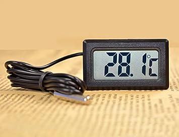 Kühlschrank Thermometer Digital : Ricisung digital kühlschrank gefrierschrank thermometer temperatur