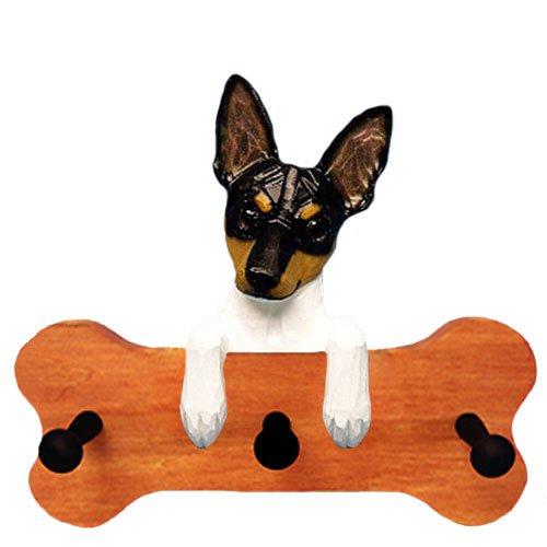 - Michael Park TRI Rat Terrier Bone Hang Up Maple Finish