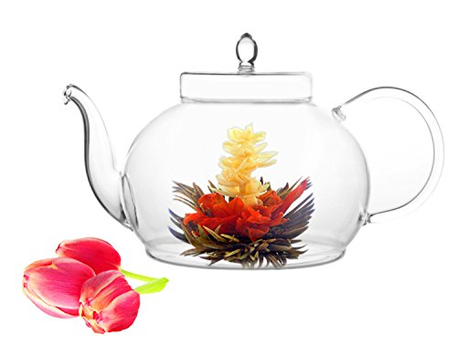 New Glass Teapot No Drip Special Lead Free Glass