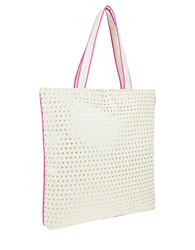 J'Adore Paris Shopper Bag - One (Paris Shopper)