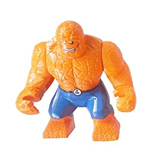 Stoneman clay building block toys