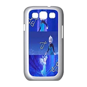 Let It Go Wholesale DIY Cell Phone Case Cover for Samsung Galaxy S3 I9300, Let It Go Galaxy S3 I9300 Phone Case