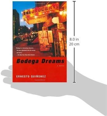 Bodega Dreams Ernesto Qui Onez 9780375705892 Books