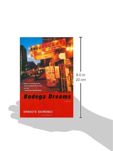 bodega dreams by ernesto quionez Q: willie bodega is in many ways the heart of bodega dreams at the start of the book, we discover that this drug dealer is a former young lord at the start of the book, we discover that this drug dealer is a former young lord.