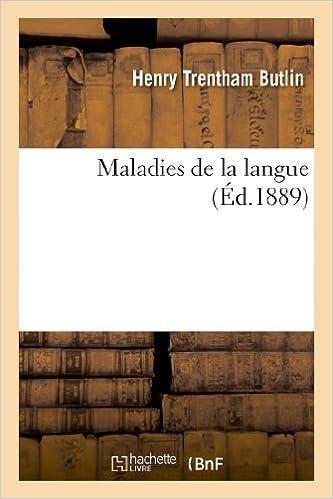 Domaine public google books téléchargements Maladies de la langue ePub 2012974767