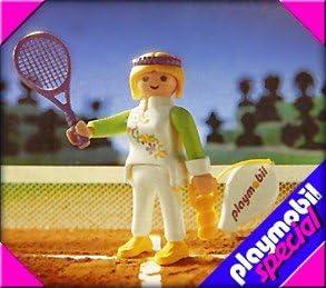 PLAYMOBIL® 4509 TENISTA: Amazon.es: Juguetes y juegos