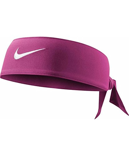Nike Dri Fit Head Tie (Pink Fire) by Nike (Image #1)