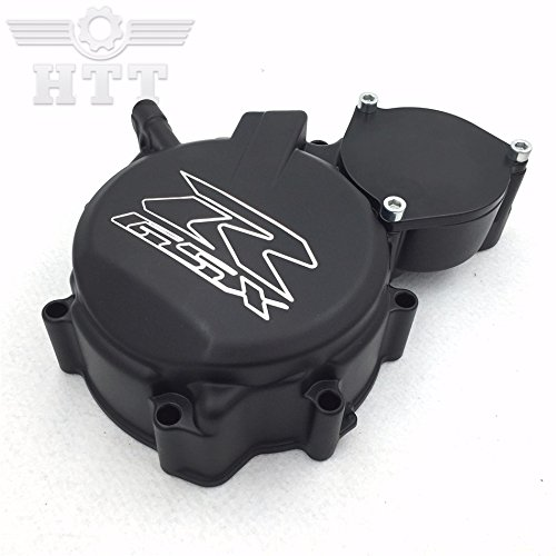 HTT Motorcycle Black Engine Stator Cover (LEFT)