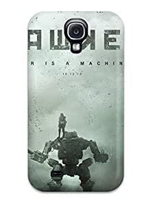 Caitlin J. Ritchie's Shop Cheap New Arrival Cover Case With Nice Design For Galaxy S4- Hawken War Is A Machine 2342598K78878873