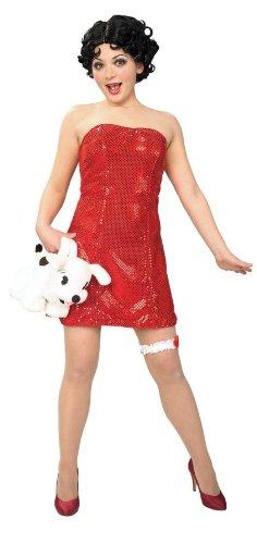 Betty Boop Teen Standard ()