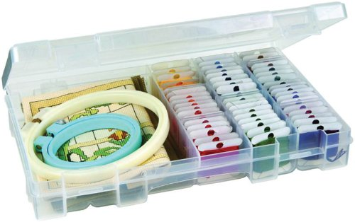 (ArtBin Solutions Box 4-16 Compartments-10.75