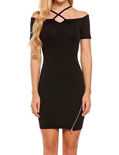 星警察署遠えBurlady DRESS レディース US サイズ: M カラー: ブラック