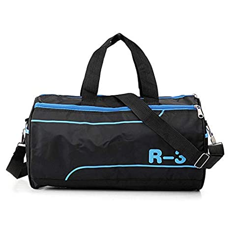c438cf33ce37 Amazon.com: CLHFJ Nylon Outdoor Men Women Multifunction Sport Bag ...