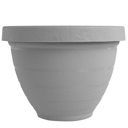 HC Companies (10 Pack) 6 inch Self Watering Planters for Indoor Plants Garden House Live Plant by 20518 (Image #2)