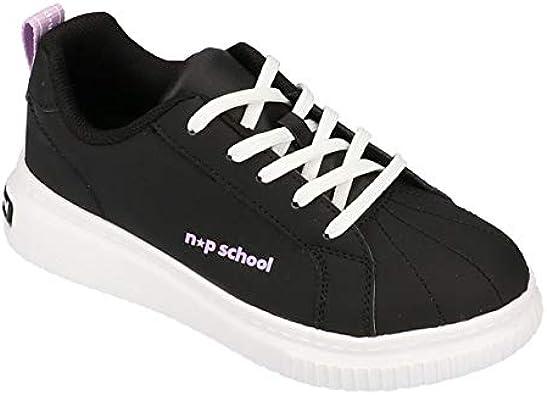Achilles NPS 021 Kids' Sneakers, Black