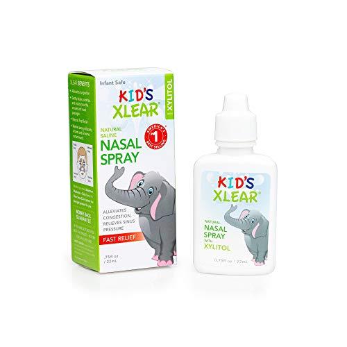 Xlear Kid's Nasal Spray with Xylitol, 0.75 fl oz